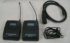 Sennheiser EW100ENG-G2 Condenser Wireless Professional Microphone Trans&Reciever