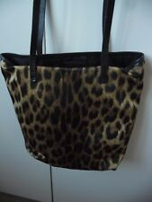 Moschino Leopard Print Bag