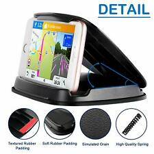 Car Dashboard Non-slip Mat Rubber Mount Holder Pad Mobile Phone Stand UK NEW