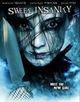Sweet Insanity (DVD, 2006) RARE HORROR_Rebekah Isaacs_Region 1