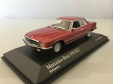 1:43 Minichamps Mercedes Benz 450 SLC , 1974 , Brillantrot