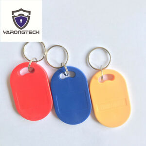 Dual Frequency rfid tag 125khz 13.56mhz MIFARE Classic 1K Chip Fob (Pack of 10)