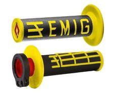 ODI Emig V2 Lock Clamp On Handlebar Handle Bar Hand Grip MX 7/8 YZ CRF H36EMBY
