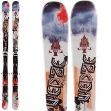 Ski occasion adulte WED'ZE Twintricks Pro Team + Fixations DESTOCKAGE pas cher