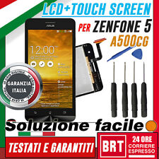 LCD+TOUCH ASUS ZENFONE 5 DISPLAY SCHERMO A500CG A501CG A500 A500KL T00J+KIT S