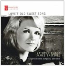 Love's Old Sweet Song, New Music