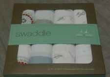 Aden and Anais Liam the Brave Classic muslin swaddles 4 pack Brand New