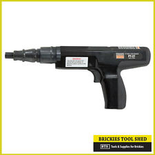 AM35 Powder Actuated Nail Gun PT-27 Ramset Gun with 500 charges + 500 nails