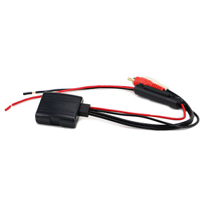 Xtenzi Bluetooth Wireless 12V RCA AUX Adapter Dongle for Car Stereos Boat SUV