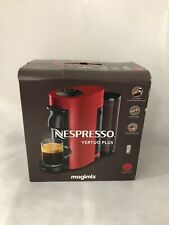 Nespresso Vertuo Plus Capsule Pod Red Coffee Machine New RRP £200