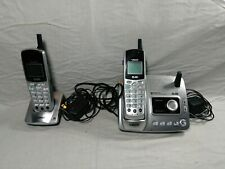 VTECH IA5870 5.8 GHz Cordless Phones & Digital Answering System Two Handsets
