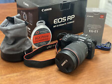 Canon EOS RP Mirrorless Camera With RF 24-105mm Lens