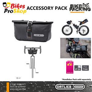 ORTLIEB Accessory Pack - Bike Bicycle Handlebar Bag MADE IN GERMANY 2021