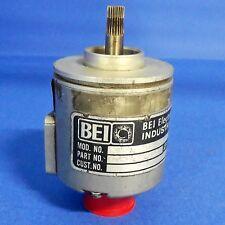 """BEI 3/8""""SHAFT DIA. ENCODER, H25E-SB-200-ABZ-7406R-EM16-SPE-S12V"""