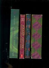 Lot of 7 Harry Potter Books Complete Set