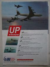 5/2000 PUB IAI BEDEK ISRAEL AIR FORCE AIR TO AIR REFUELING ORIGINAL AD