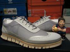 Cole Haan Zerogrand SP Mesh Wingtip Oxford Men's Shoes 10 M C20017 Stormcloud