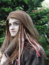Hair wrap, hair braid kit, boho, festival, spring summer