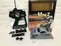 Old Very Rare Kyosho MINI-Z Racer READYSET CLK-DTM 2002 AMG MERCEDES  from Japan