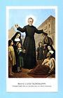 Santino Antico BEATO LUIGI SCROSOPPI IMAGE PIEUSE - HOLY CARD SANTINI