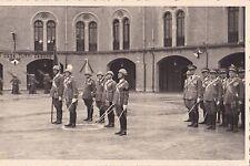 VERA FOTO SU CARTOLINA MILITARI FASCISTI IN CASERMA CIALDINI REGGIO EMILIA 3-244