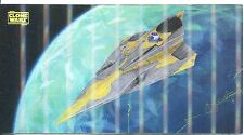 Star Wars Clone Wars Widevision Flix Pix Chase Card #1