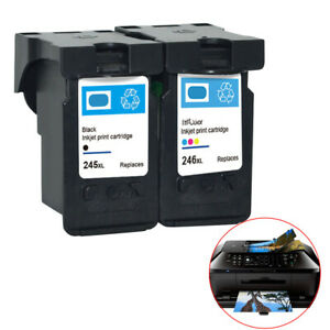 245XL 246XL Ink Box Easy Install for Canon Printer PG245 CL246