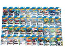 Hot Wheels lot of 40 cars trucks New In Package Toy blue card NO duplicates 2017