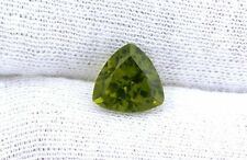 8mm Trillion San Carlos Arizona Natural Olive Peridot Gem Stone Gemstone B24A98