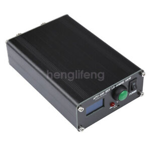 New ATU-100 1.8-50MHz Automatic Antenna Tuner by N7DDC Firmware Aluminum Case