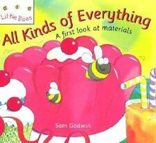 All Kinds of Everything: A First Look at Materials (Little Bees)-ExLibrary
