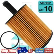 10x Oil Filter For Audi Q5 Skoda Yeti VW Golf MK4 Passat CC Tiguan Transporter