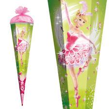 85cm Schultüte Ballerina Prinzessin Zuckertüte Schulanfang Einschulung Mädchen