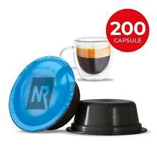 200 Capsule Cialde caffe Compatibili LAVAZZA A MODO MIO miscela DECAFFEINATO