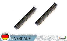 SMD pinheader mini IDE pata 44 pines barras de lápiz rejilla 2,00mm 2 piezas