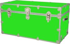 Rhino Storage Trunk Footlocker 36x18x18 for Camp, College & Dorm. USA Made