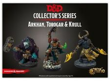 Gale Force Nine D&D Collector's Series Arkhan the Cruel & The Dark Order 71098