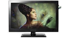 "PROSCAN 19"" HD 1080i LED TV & DVD Player Combo Monitor 120V PLEDV1945A-B *READ*"
