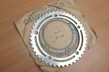 Plateau 44 144 bcd Campagnolo strada record pédalier vélo course ancien nos