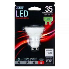 Feit 35-Watt MR16 GU10 Base LED Light Bulb