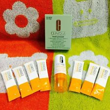Clinique Fresh pressed 7-days system with pure Vitamin C (7-days package) NIB