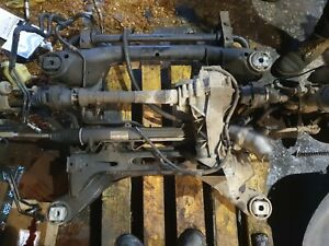 PORSCHE CAYENNE S 955 957 FRONT SUBFRAME ONLY