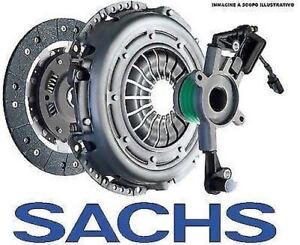 CLUTCH SET SACHS 3 PIECES FOR SMART FOUR (454,451) 0,8 CDI/1.0/1.1 '04-07