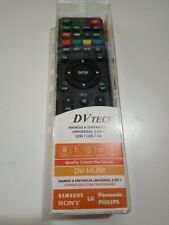 Remote TV Universal to Distance for LG, Panasonic, Samsung, Phillips, Sony
