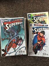 Superboy New 52 Lot, 0-32, plus Annual 1! DC Comics Superman Batman