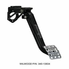 Wilwood 340-13834 Swing Mount Clutch / Brake Pedal Assembly
