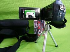 Cobra HDCC5590 12MP HD Digital Camcorder with 8x Optical Zoom