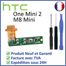 NAPPE FLEX CABLE DU BOUTON POWER ON OFF ALLUMAGE DU HTC ONE MINI 2 / M8 MINI
