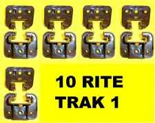 10 Kenlin Rite-Trak  I i 1 Dresser Drawer Replacement  Guide Glide