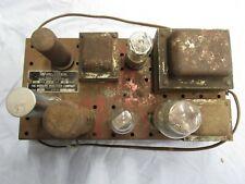 WURLITZER MODEL 851 AMPLIFIER (80920-3)
